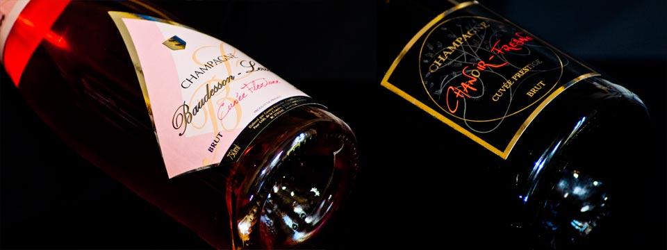 Imprimerie des Docks - Etiquettes Champagne