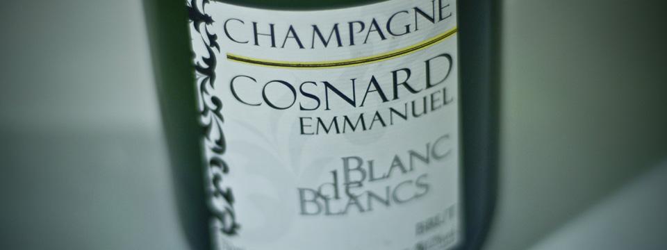 Imprimerie des Docks - Etiquette Champagne Blanc