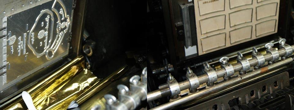 Imprimerie des Docks - Imprimante